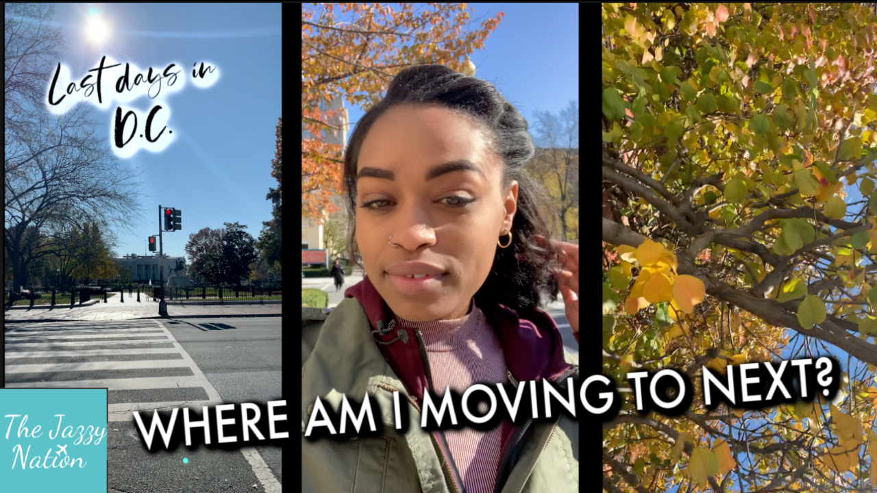Packing Up Our D.C. Aprtment! My Last Days in the States